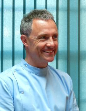 Meet Elm House dentist James Whitehead